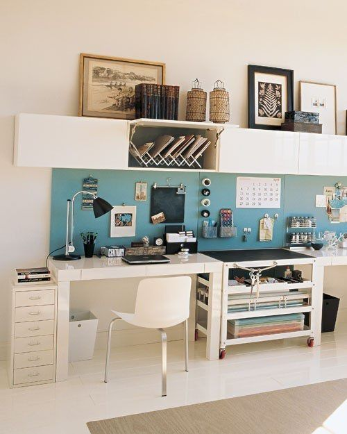 43 Cool And Thoughtful Home Office Storage Ideas | Ikea home .