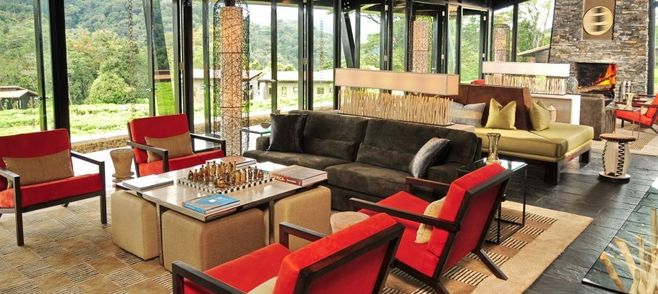 Travel: Striking Modern African Interior Design Inspiration at .