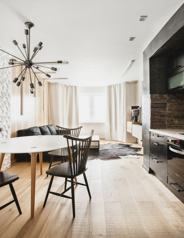 Apartment Interior Inspired by Travel to Africa - Design Milk .