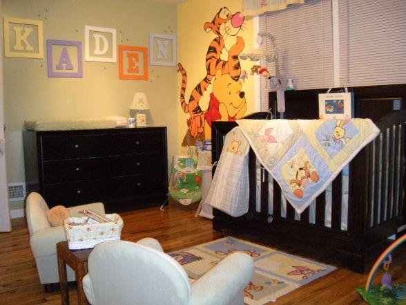 Pin by Melissa Warta on Nursery Ideas | Baby room themes, Disney .