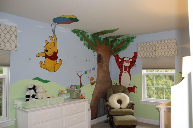 Winnie the Pooh Nursery - Project Nursery | Winnie the pooh .