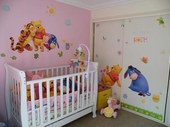 Pin by misty lewis on baby | Winnie the pooh nursery, Baby room .