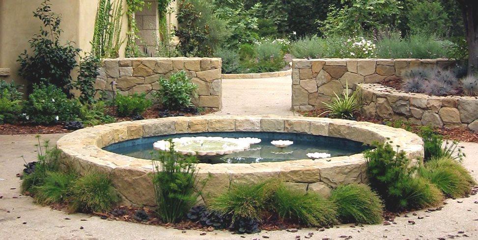 Garden Pond Design Ideas - Landscaping Netwo