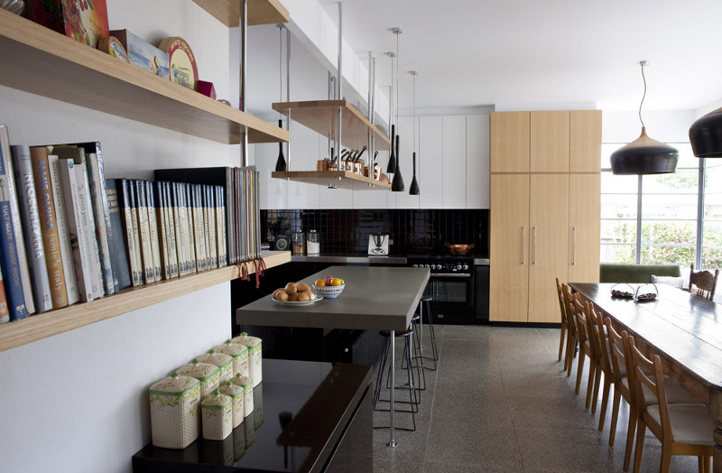On Style   Today:2020-07-25   Cool Big Kitchen Designs   He