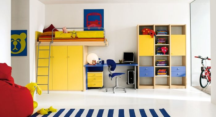 25 Cool Boys Bedroom Ideas by ZG Group   DigsDigs   Cool bedrooms .