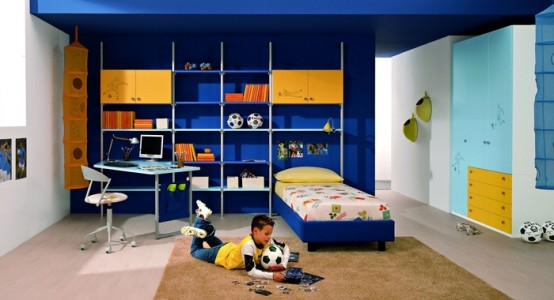 25 Cool Boys Bedroom Ideas by ZG Group - DigsDi