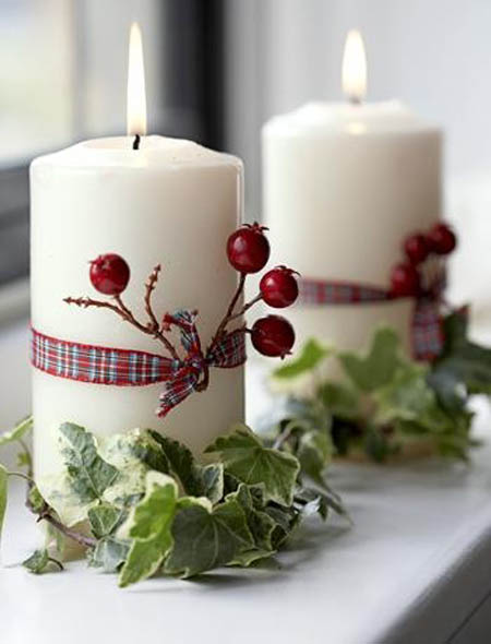 Magical Christmas Candle Decorating Ideas To Inspire You – All .