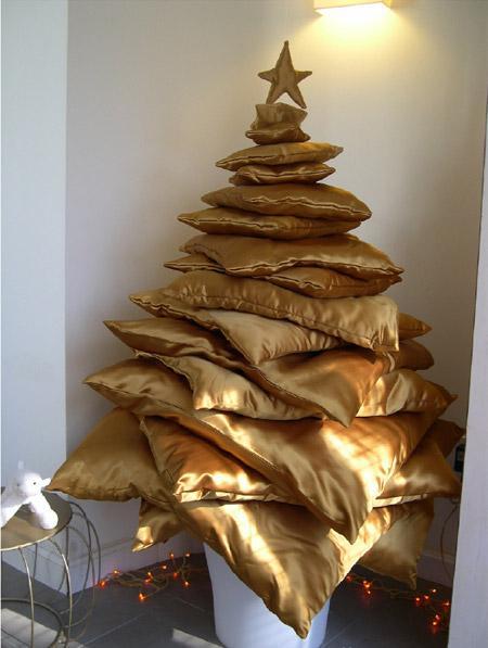 23 Cool Christmas Tree Alternatives - DigsDi