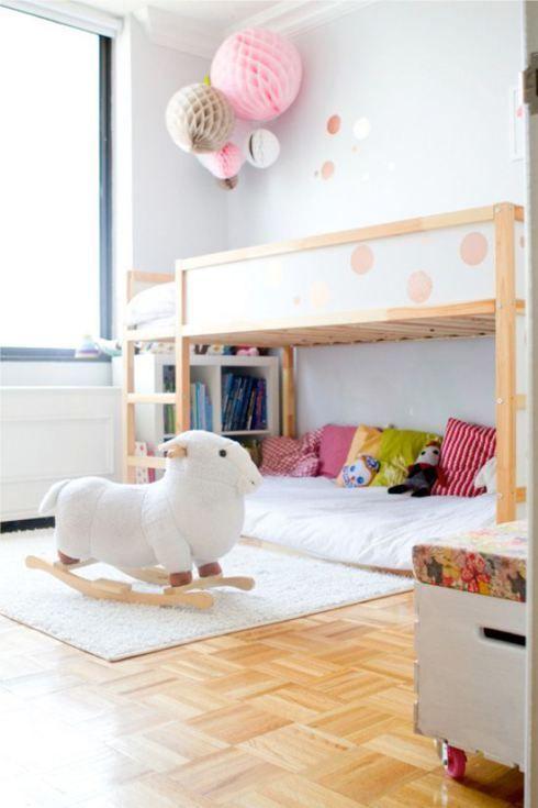 55 Cool IKEA Kura Beds Ideas For Your Kids' Rooms - DigsDi