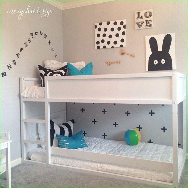 39 Affordable IKEA Kura Beds Kids Room Ideas - Decor Renew