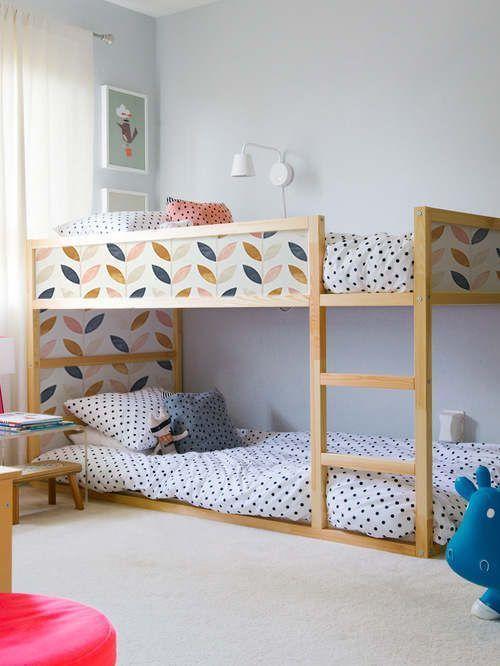 7+ Nice Triple Bunk Beds Ideas for Your Children's Bedroom   Ikea .