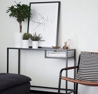 27 Cool IKEA Vittsjö Table Ideas To Rock In Different Spaces in .