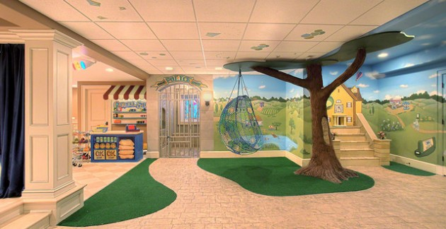 17 Awesome Kids Room Design Ideas Inspired From The Jung