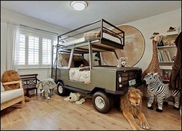 25+ Best indoor Playhouses | Jungle bedroom theme, Safari bedroom .
