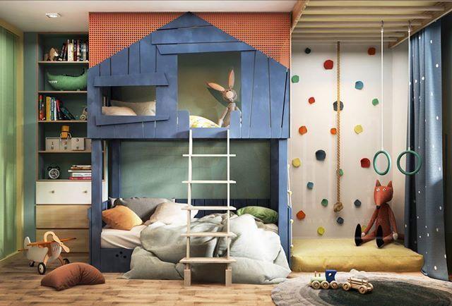 Pin by Patsy Criscillis on Pallet | Minimalist kids room, Boy room .