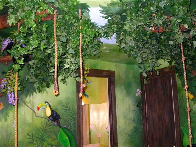 Pin by shannon lopez on Oh for the Joe Joe | Jungle bedroom theme .
