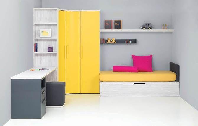 Top 15 artistic Junior room Interior Cool colourful design .