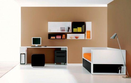17 Cool Junior Room Design Ideas | Kids room design, Home, Room desi