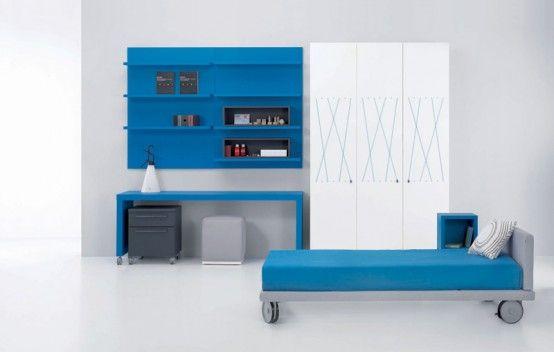 17 Cool Junior Room Design Ideas | Dormitorios, Habitaciones .
