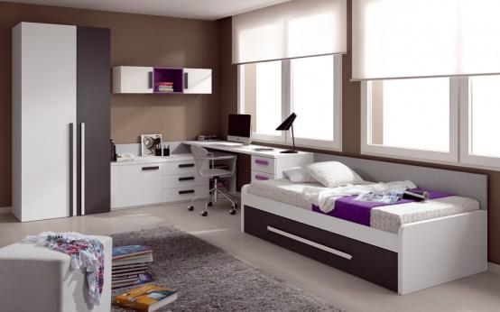 40 Cool Kids And Teen Room Design Ideas From Asdara - DigsDi
