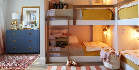 25 Cool Kids' Room Ideas - How to Decorate a Child's Bedro