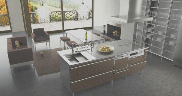 13 Minimalist Modern Japanese Kitchen Design by toyo Kitchen .