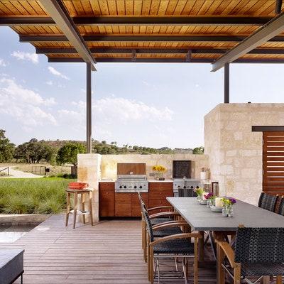 Outdoor Kitchen Design Decor Ideas | Architectural Dige
