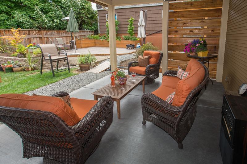 Popular Outdoor Living Space Design Ideas - Karen Linder Interior .