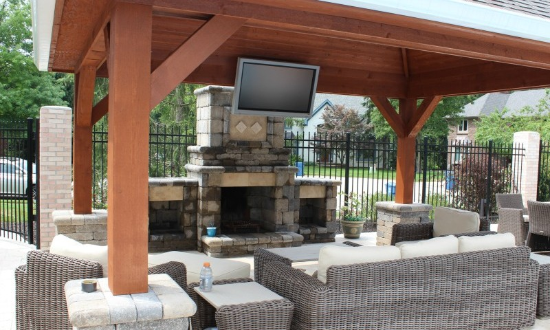 Design Ideas for Your Outdoor Living Space | Eagleson Landscape C