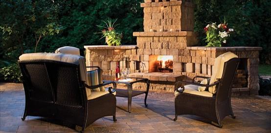 25 Cool Outdoor Living Ideas - DigsDi