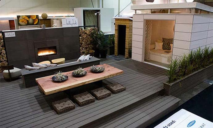 Very Cool Outdoor Garden Furniture Ideas - World inside pictur