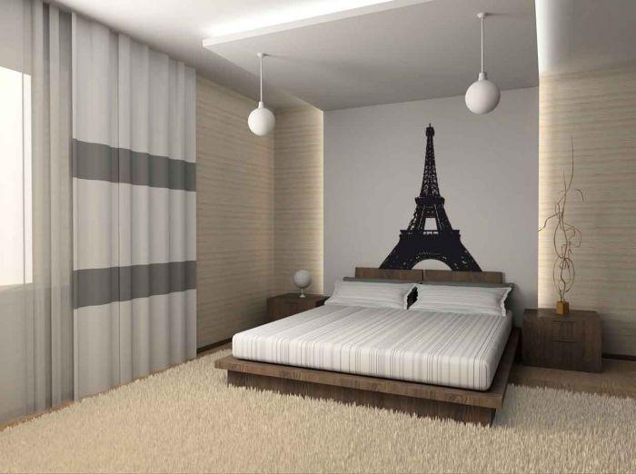 Cool Paris-Themed Room Ideas and Items | DigsDigs | Paris decor .