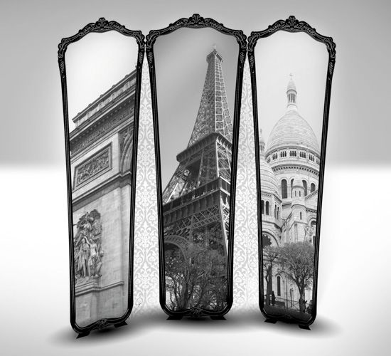 Cool Paris-Themed Room Ideas and Items | DigsDigs | Paris themed .