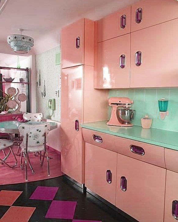 45 Modern Mid Century Kitchen Design Ideas For Inspiration (With .
