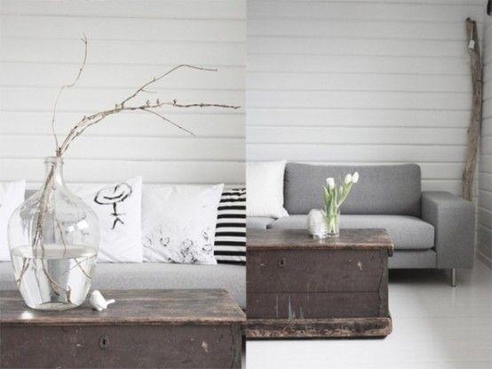 24 Cool Scandinavian Porch Designs To Get Inspired   Porch design .