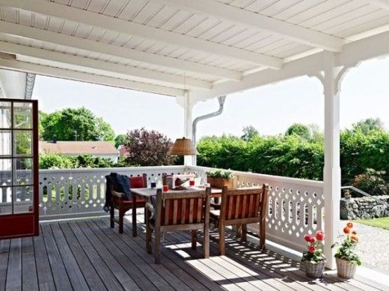 Page not found - DigsDigs   Porch design, Front porch pergola .