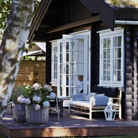 24 Cool Scandinavian Porch Designs To Get Inspired   House .