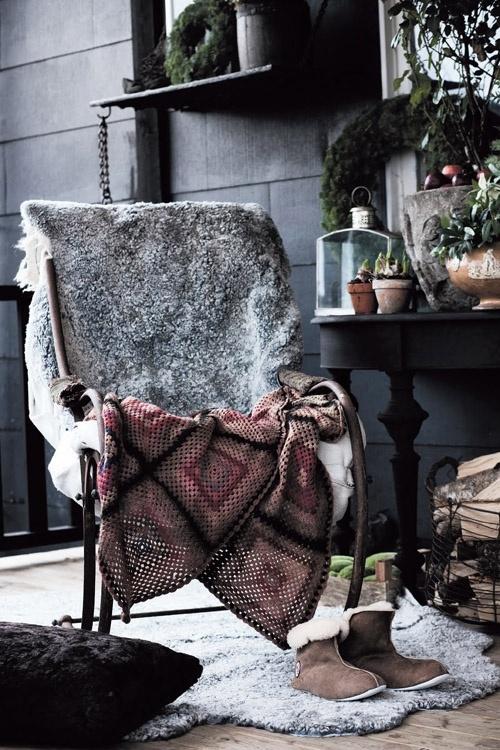 24 Cool Scandinavian Porch Designs To Get Inspired - DigsDi