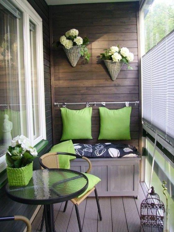 Small Balcony Ideas | How to Have A Modern Small Balcony .