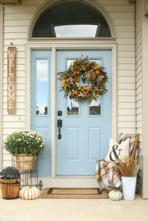 44 Cool Small Front Porch Design Ideas | Small front porches .