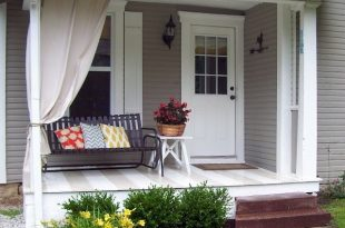 30 Cool Small Front Porch Design Ideas | DigsDigs | Small front .