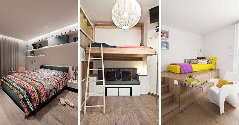14 Inspirational Bedroom Design Ideas For Teenage