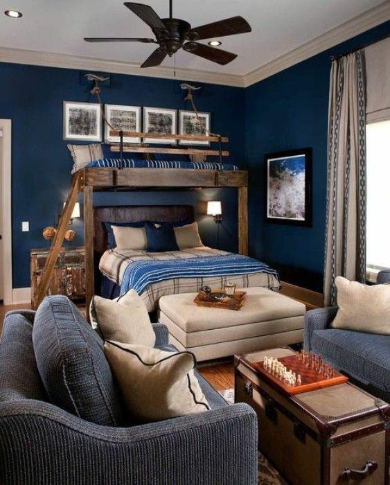 25 Super Cool Bedroom Ideas for Teen Boys - Raising Teens Tod