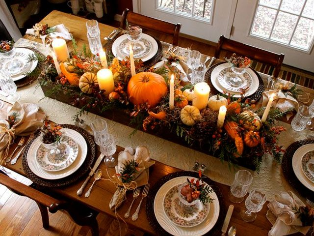 Easy DIY Thanksgiving Centerpieces for a Picture-Perfect Table .