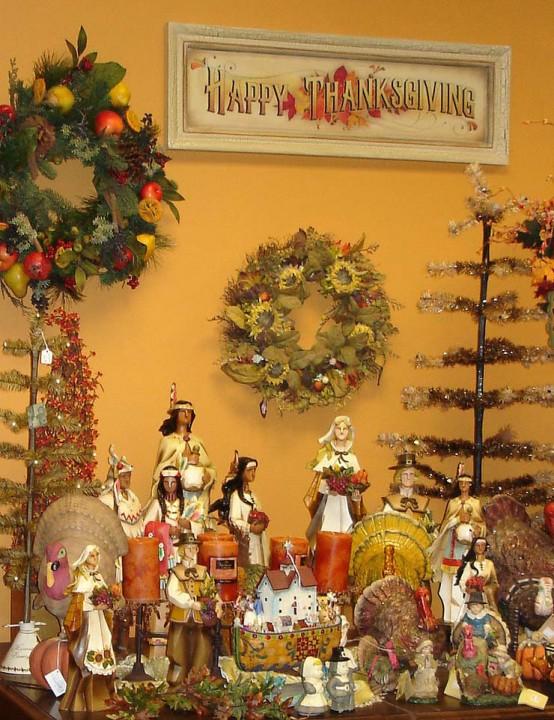 60 Cool Thanksgiving Decorating Ideas - DigsDi
