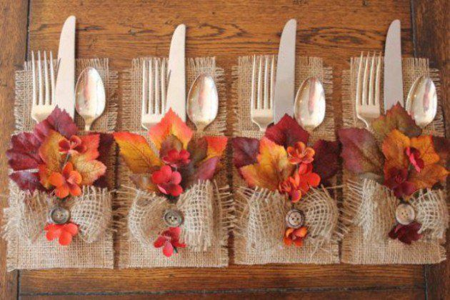 19 Totally Easy & Inexpensive DIY Thanksgiving Decorations .
