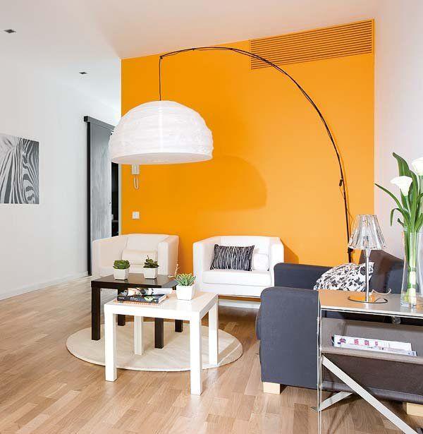 Mi primera casa: un bajo de 45 m²   Casa oscura, Habitaciones .