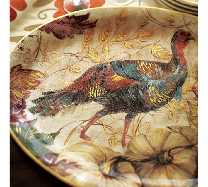 Cool Turkey Decorations For Your Thanksgiving Table | Turkey decor .