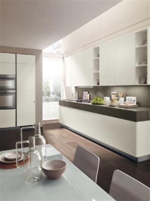 Cool Ultra Modern Kitchen By Scavolini | Modern kitchen, Kitchen .