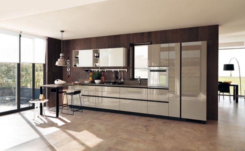 Cool Ultra Modern Kitchen By Scavolini DigsDigs | Kitchen design .